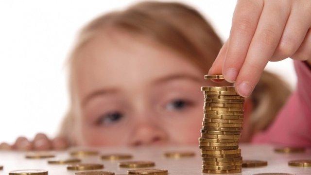 З 1 квітня багатодітні сім'ї отримуватимуть доплати