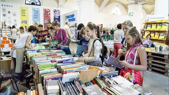 Київський «Книжковий Арсенал»  у Лондоні назвали найкращим літературним фестивалем року