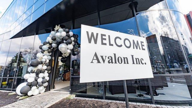 Консультаційний центр компанії Avalon Inc.: новий формат комфорту та сервісу