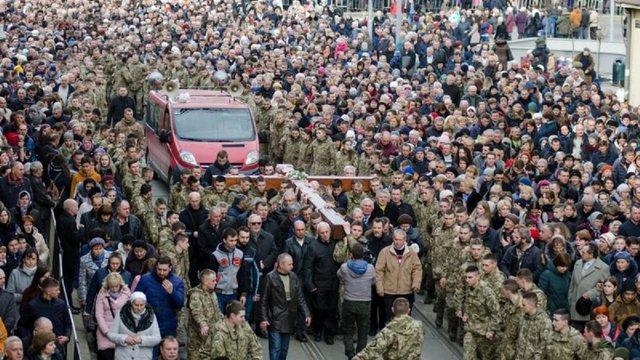 У день виборів центром Львова пройде загальноміська молитовна хода