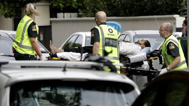 Терористи напали на дві мечеті в Новій Зеландії: щонайменше 49 вбитих