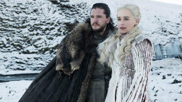 НВО оголосило дати виходу усіх епізодів фінального сезону «Гри престолів»