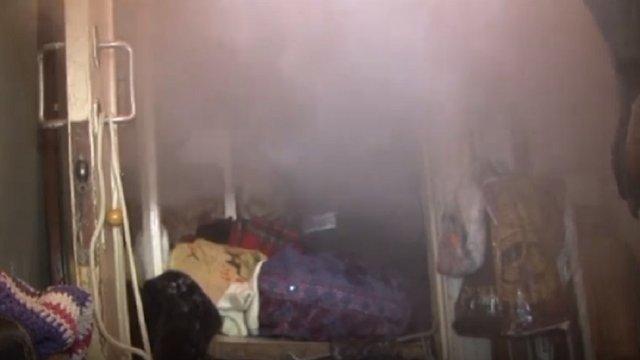 Рятувальники загасили пожежу в квартирі у Львові