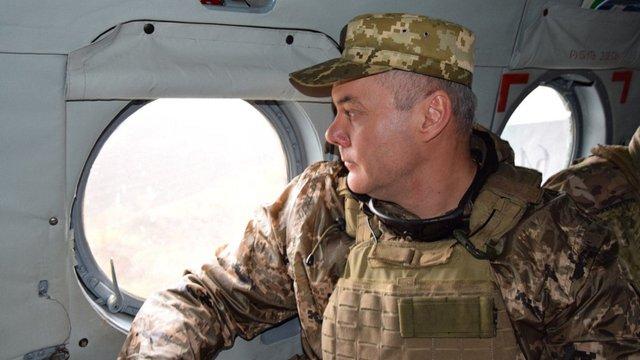 Сергій Наєв заявив, що ЗСУ не впораються з повномасштабним вторгненням Росії