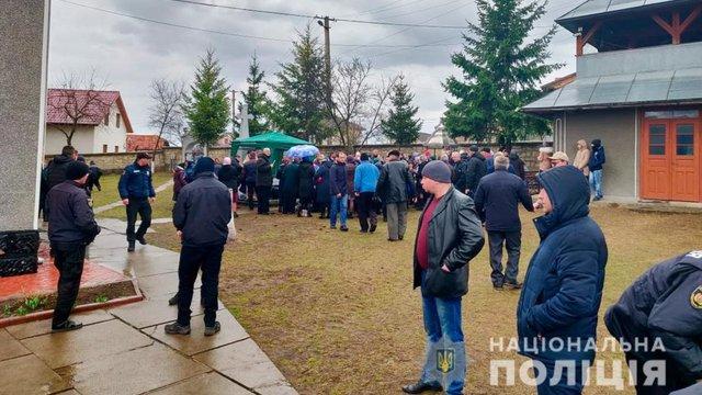 На Буковині та на Вінничині сталися конфлікти між вірними православних громад