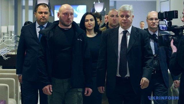 Службу зовнішньої розвідки тимчасово очолив Андрій Алексєєнко