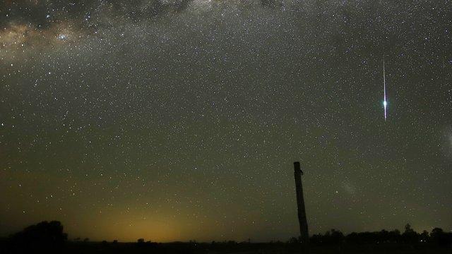Один з найбільших за останні 30 років метеорит вибухнув над Беринговим морем