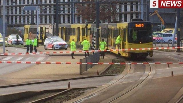 У Нідерландах невідомий влаштував стрілянину в трамваї, троє загиблих