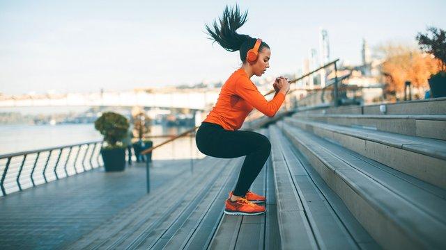 Обережно – спорт. Як не нашкодити собі під час фізичних навантажень