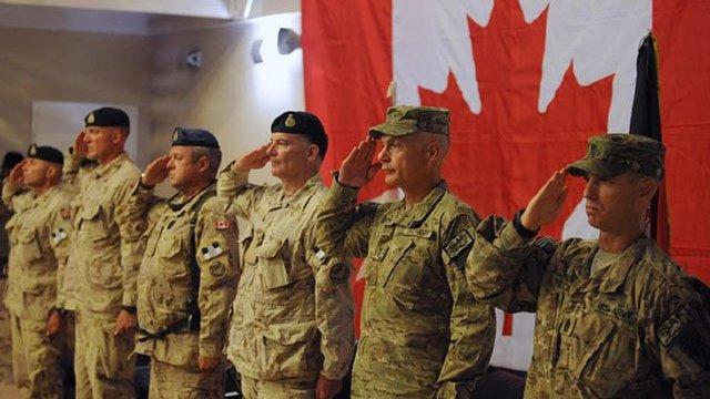 Канада починає новий етап військової місії в Україні