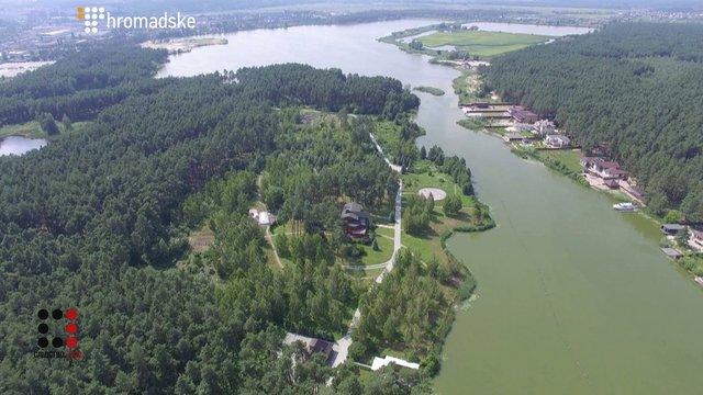Медведчук виставив на продаж свій маєток під Києвом за 360 млн грн