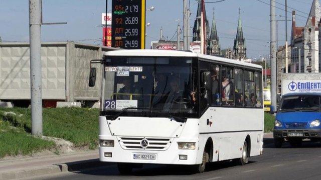 АТП-1 продовжує роботу автобусів на маршруті №28 у вечірній час
