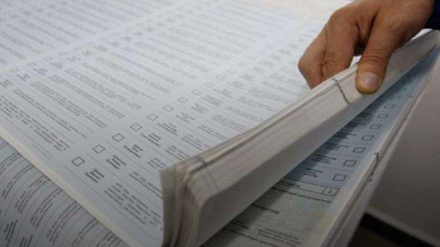 Суд відмовився зобов'язати ЦВК нумерувати список кандидатів у бюлетені