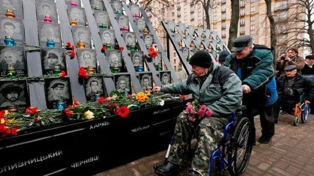 Родичі Героїв Небесної Сотні виступили проти будівництва Меморіалу на Інститутській