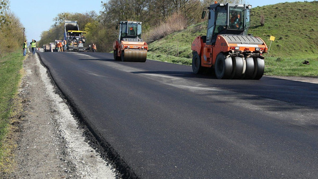 Уряд затвердив перелік доріг для ремонту на Львівщині у 2019 році