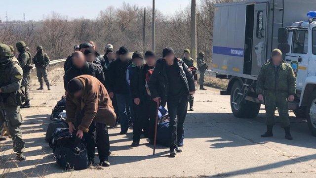 Із окупованої Луганщини Україні передали 60 засуджених