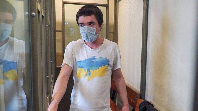 Українця Павла Гриба засудили в Росії до шести років в'язниці