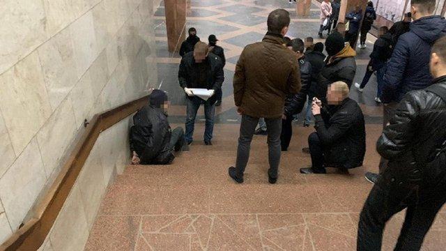 СБУ повідомила про попередження теракту в метро Харкова