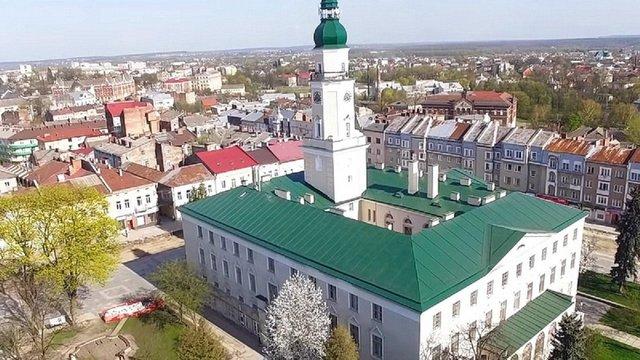 У Дрогобичі облаштують локації для селфі та встановлять таксофон 60-х років