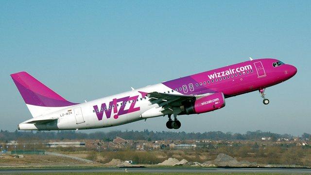 Лоукостер Wizz Air не пустив на рейс до Києва російських журналістів