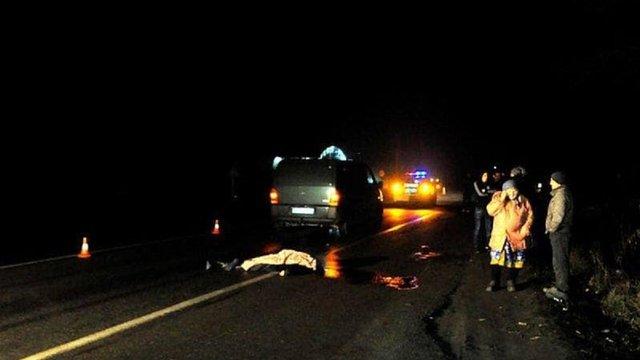 На Львівщині на трасі Київ–Чоп автомобіль на смерть збив 17-річного пішохода