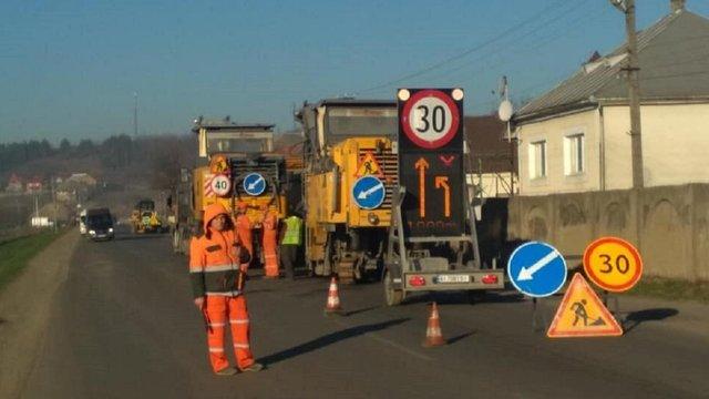 На Закарпатті ремонт дороги за 877 млн грн почали до проведення тендеру