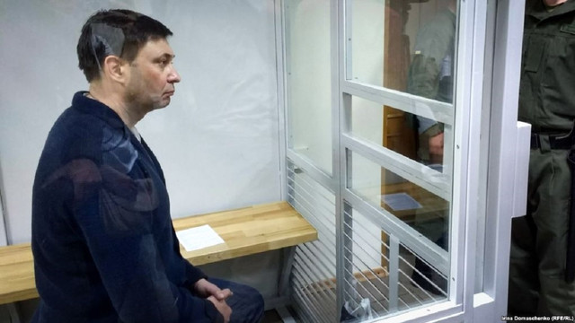 Суд продовжив арешт керівника «РИА Новости-Україна» до 24 травня