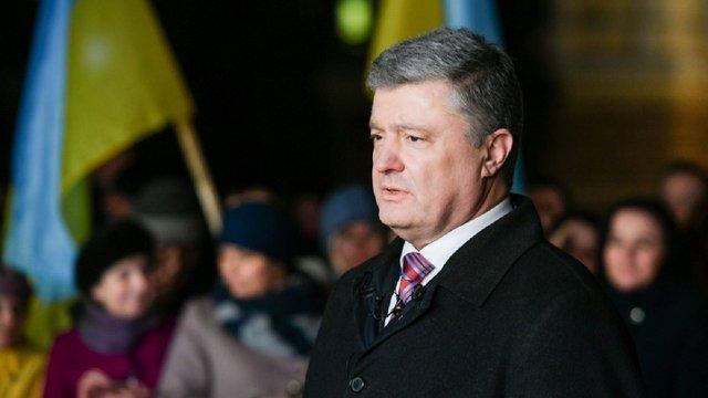 У четвер Петро Порошенко відвідає Львівщину