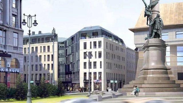 У центрі Львова планують збудувати ще два готелі та створити підземний туристичний маршрут