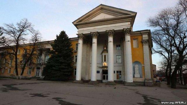 Окупаційна влада достроково розірвала договір оренди єдиного храму ПЦУ в Криму