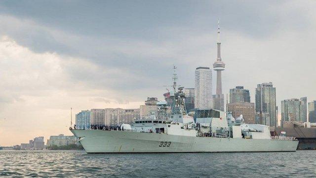 Два фрегати НАТО зайдуть в порт Одеси 1 квітня