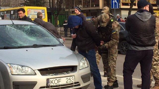 Суд дозволив вийти під заставу злодіям, яких затримали спецпризначенці КОРД на Сихові