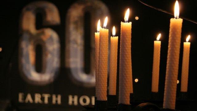 На львівській Ратуші та соборі св. Юра вимкнуть підсвітку в рамках акції «Година Землі»