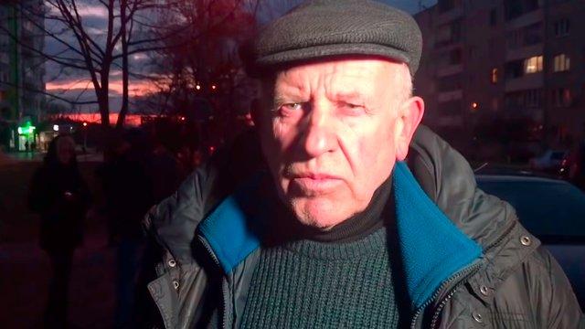 Львівська поліція заперечила смерть водія маршрутки, який збив на смерть школярку