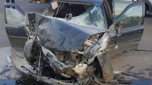 В Одесі авто на єврономерах збило трьох нацгвардійців: один загинув