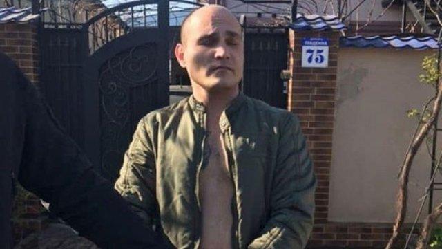 Поліція затримала чоловіка, який бив постраждалих в ДТП в Одесі бійців Нацгвардії