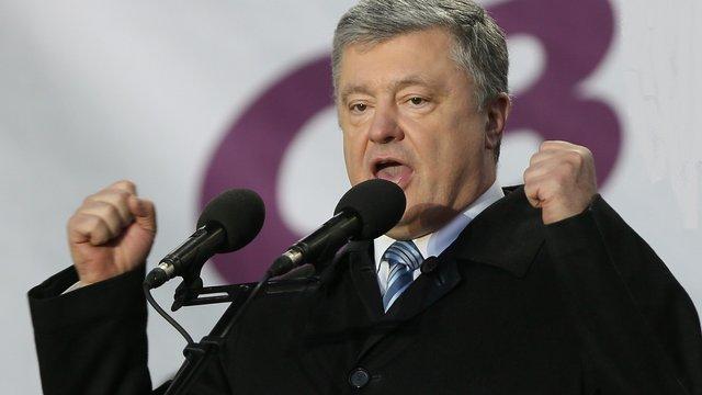 Петро Порошенко на 4% обійшов Володимира Зеленського у Західній Україні