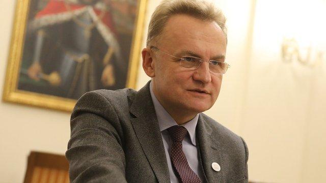 Андрій Садовий прокоментував результати першого туру виборів президента України