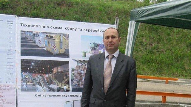 Директора Грибовицького сміттєзвалища затримали за підозрою в отриманні хабара
