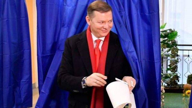 Аваков прокоментував публічну демонстрацію Ляшком свого заповненого бюлетеня