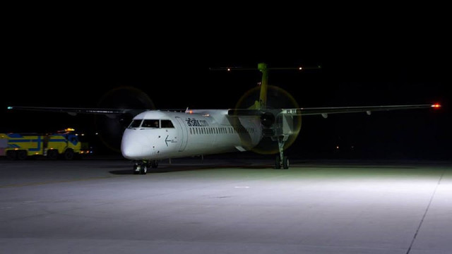 Латвійська авіакомпанія airBaltic запустила регулярні авіарейси з Риги до Львова