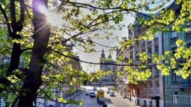Синоптики розповіли про погоду в квітні у Львові та області