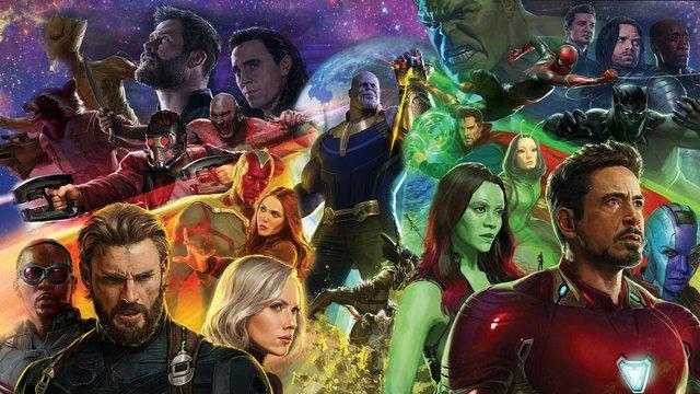 Дохід світової кіноіндустрії у 2018 році сягнув 96,8 млрд доларів