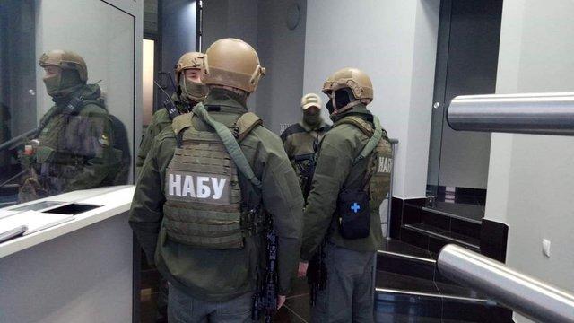 Детективи НАБУ обшукали офіс національного агентства АРМА у Києві