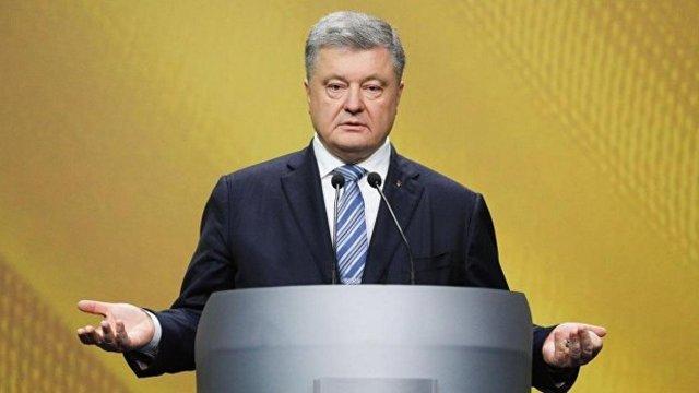 Порошенко прийняв виклик Зеленського на дебати на «Олімпійському»