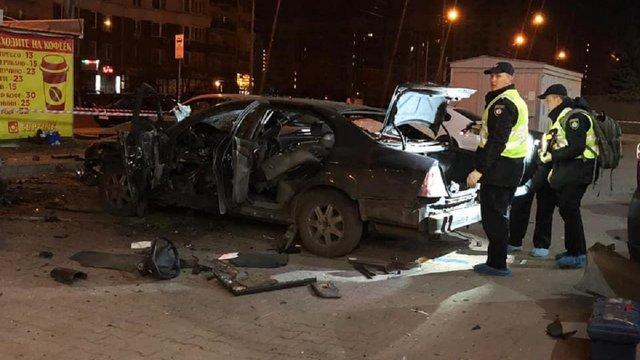 У Києві підірвали автомобіль офіцера українських спецслужб