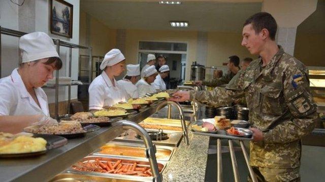 АМКУ оштрафував постачальників харчування для армії на 870 млн грн за змову