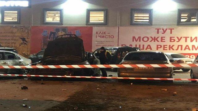 У Києві підривник автомобіля українського спецслужбовця помер у лікарні