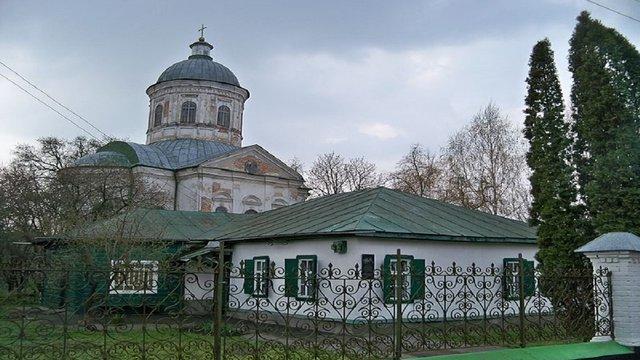 Чернігівська облрада передала ПЦУ старовинний храм у Ніжині