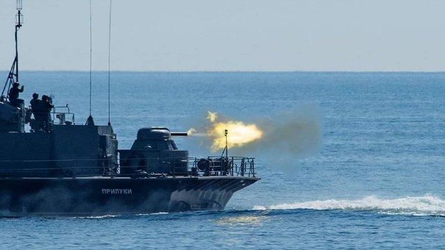 У Чорному морі розпочалися масштабні навчання НАТО за участю 20 кораблів